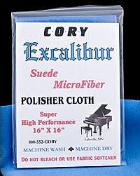 Excalibur Polishing Cloth